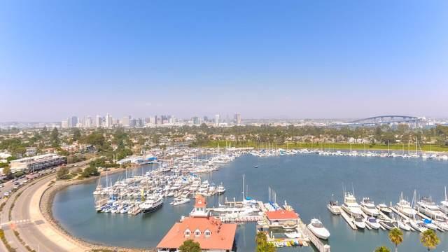 1710 Avenida Del Mundo #1407, Coronado, CA 92118 (#210001980) :: The Legacy Real Estate Team