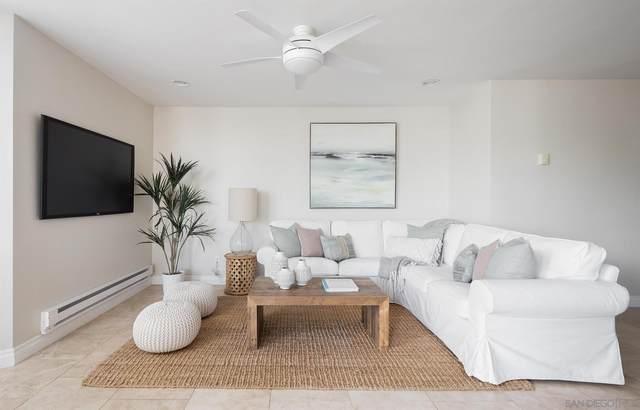 935 Genter St #203, La Jolla, CA 92037 (#210001985) :: The Legacy Real Estate Team