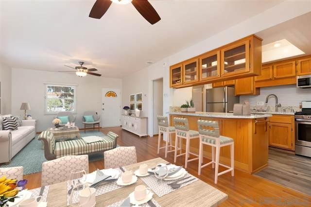545-547 Fern Glen, La Jolla, CA 92037 (#210001986) :: The Legacy Real Estate Team