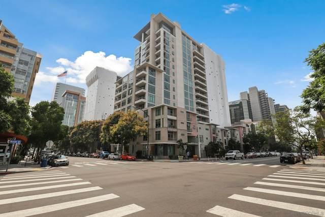 425 W Beech St #306, San Diego, CA 92101 (#210001998) :: Dannecker & Associates