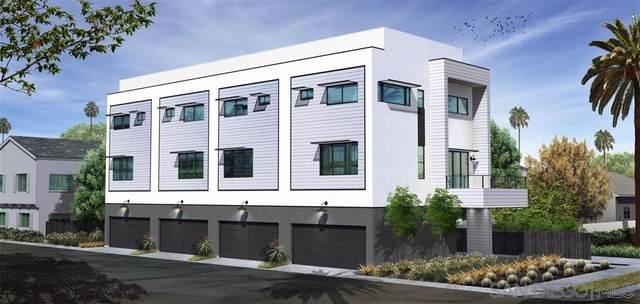 2834 Polk Avenue, San Diego, CA 92104 (#210002027) :: Dannecker & Associates