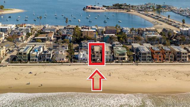 3563 Ocean Front Walk A, Mission Beach, CA 92109 (#210002030) :: Yarbrough Group