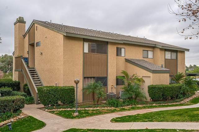7780 Parkway Dr #104, La Mesa, CA 91942 (#210002105) :: PURE Real Estate Group