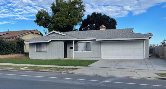 6744 Mallard St., San Diego, CA 92114 (#210002119) :: Dannecker & Associates