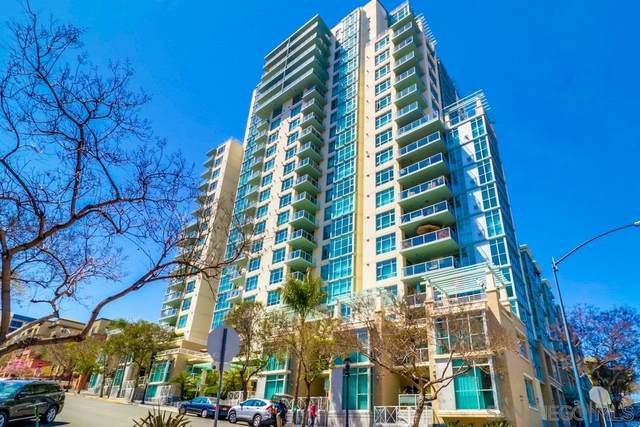 850 Beech St #1301, San Diego, CA 92101 (#210002173) :: Team Forss Realty Group