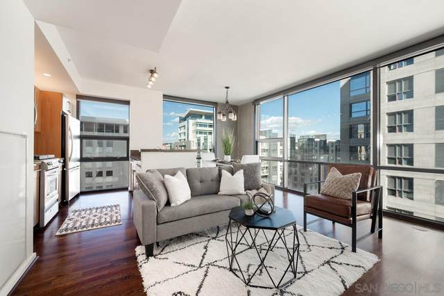 350 11th Avenue #831, San Diego, CA 92101 (#210002219) :: Team Forss Realty Group