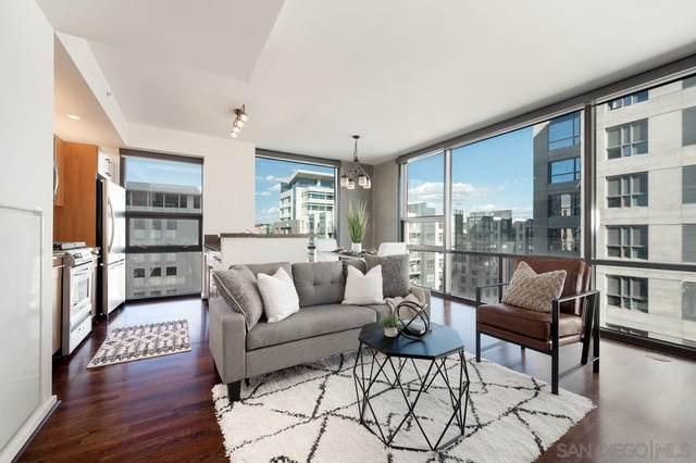 350 11th Avenue #831, San Diego, CA 92101 (#210002219) :: Dannecker & Associates