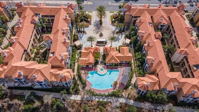 2020 Camino De La Reina #201, San Diego, CA 92108 (#210002239) :: Tony J. Molina Real Estate