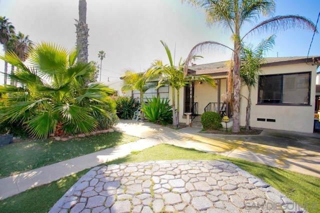 3023-29 Jarvis Street, San Diego, CA 92106 (#210002316) :: Carrie Filla & Associates