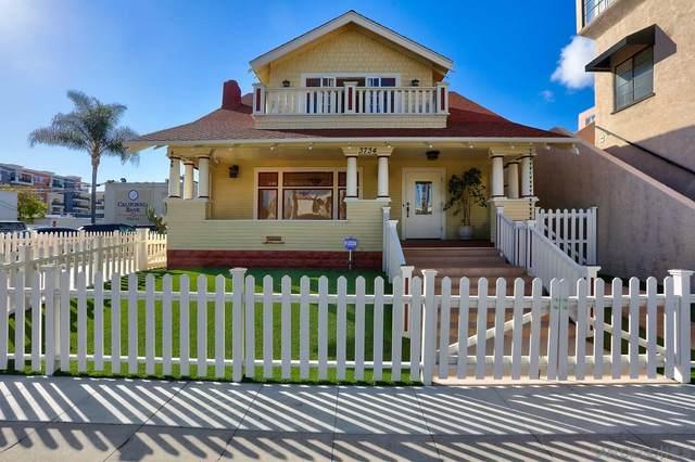 3734 6th Ave, San Diego, CA 92103 (#210002361) :: Neuman & Neuman Real Estate Inc.