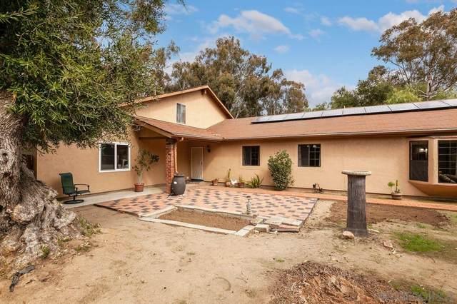 3368 Peg Leg Mine Rd, Jamul, CA 91935 (#210002426) :: San Diego Area Homes for Sale