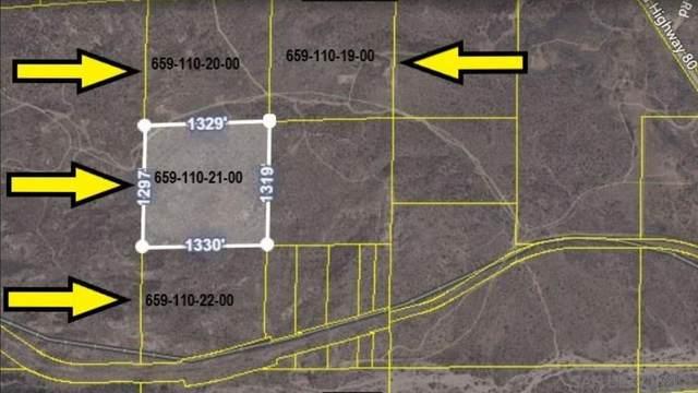 PAR 3 Old Highway 80 Par 3, Jacumba, CA 91934 (#210002463) :: Wannebo Real Estate Group