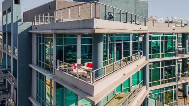 1080 Park Blvd #1902, San Diego, CA 92101 (#210002667) :: Neuman & Neuman Real Estate Inc.
