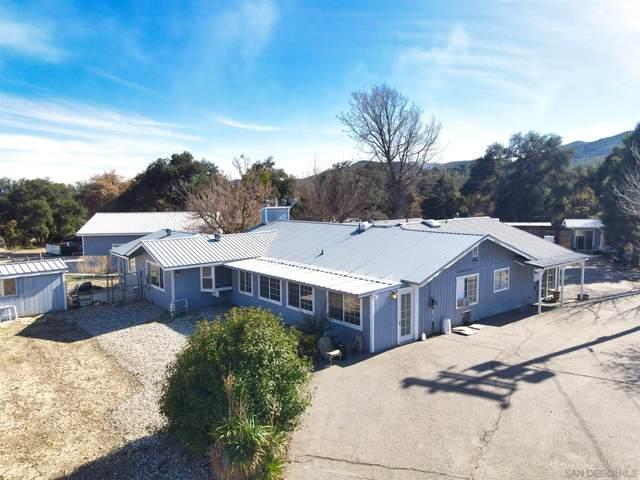 35040 Highway 79, Warner Springs, CA 92086 (#210002691) :: Neuman & Neuman Real Estate Inc.