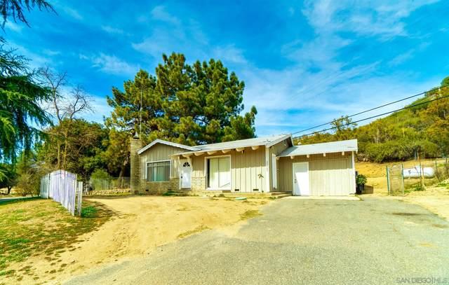 35065 Highway 79, Warner Springs, CA 92086 (#210002694) :: Neuman & Neuman Real Estate Inc.