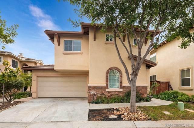 615 Allison Ln, San Marcos, CA 92069 (#210002698) :: Neuman & Neuman Real Estate Inc.