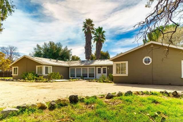35236 Highway 79, Warner Springs, CA 92086 (#210002702) :: Neuman & Neuman Real Estate Inc.
