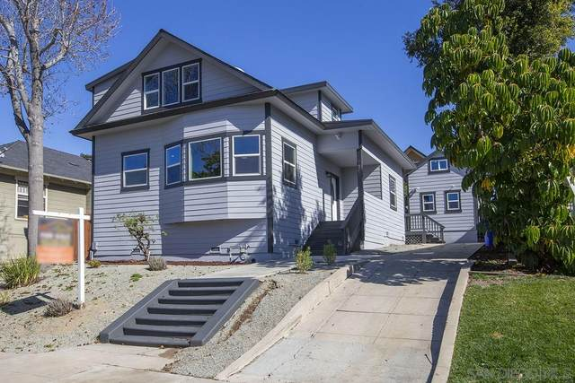 931 21St St, San Diego, CA 92102 (#210002713) :: San Diego Area Homes for Sale