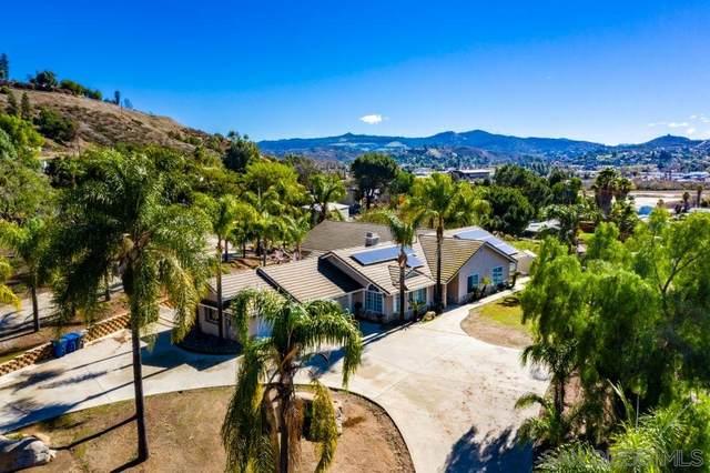 12161 Rockstream Rd, Lakeside, CA 92040 (#210002727) :: Neuman & Neuman Real Estate Inc.