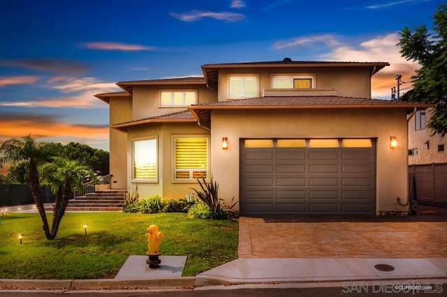 1548 Cushman Ave, San Diego, CA 92110 (#210002864) :: Neuman & Neuman Real Estate Inc.