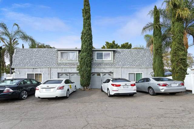 9041 Rosedale Dr Unit A/B, Spring Valley, CA 91977 (#210002884) :: Carrie Filla & Associates