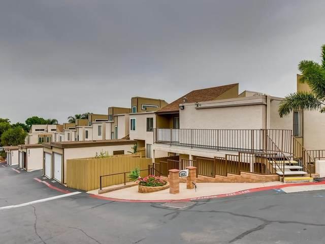 8036 Linda Vista Rd 2D, San Diego, CA 92111 (#210002941) :: Wannebo Real Estate Group