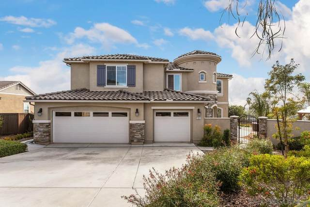 1824 Hayden Ranch, Vista, CA 92084 (#210002983) :: Neuman & Neuman Real Estate Inc.