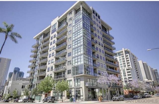 1494 Union #303, San Diego, CA 92101 (#210003002) :: Carrie Filla & Associates