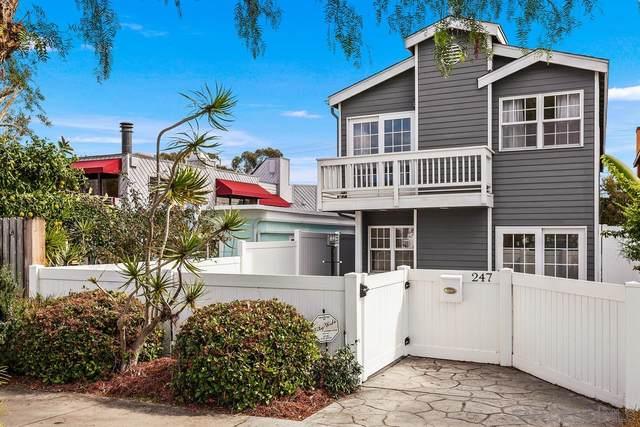 247 B Avenue, Coronado, CA 92118 (#210003048) :: San Diego Area Homes for Sale