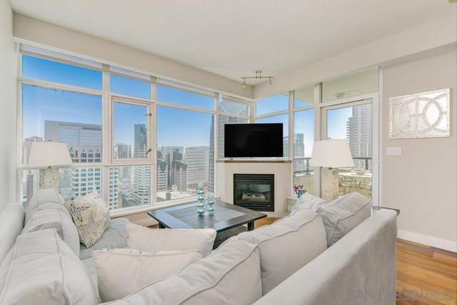 1199 Pacific Highway #2803, San Diego, CA 92101 (#210003091) :: SD Luxe Group
