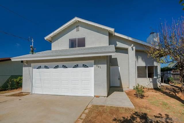 931 H St, Ramona, CA 92065 (#210003129) :: Neuman & Neuman Real Estate Inc.