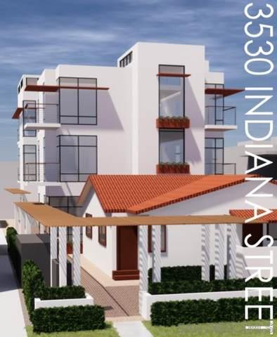 3530-32 Indiana Street, San Diego, CA 92103 (#210003173) :: Neuman & Neuman Real Estate Inc.