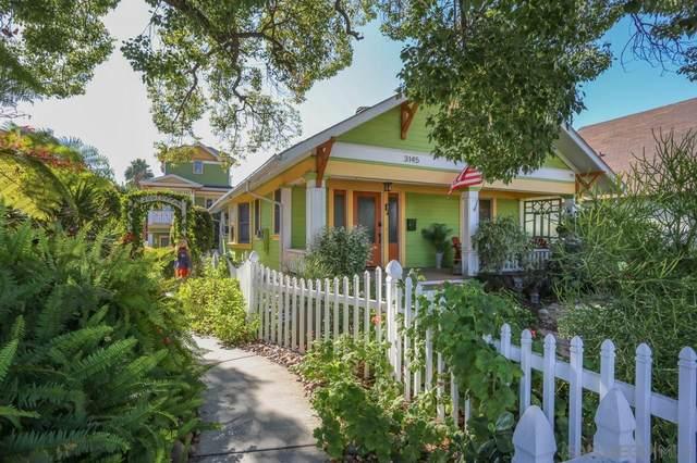 3145-47 Juniper Street, San Diego, CA 92104 (#210003252) :: SD Luxe Group