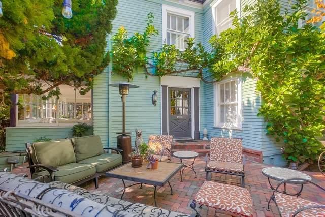 438 Ravina, La Jolla, CA 92037 (#210003319) :: Wannebo Real Estate Group