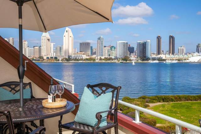 1099 1st Street #309, Coronado, CA 92118 (#210003328) :: San Diego Area Homes for Sale