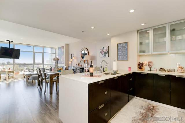 1441 9th Ave #505, San Diego, CA 92101 (#210003379) :: PURE Real Estate Group