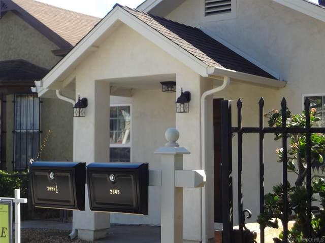 2665 L Street, San Diego, CA 92102 (#210003403) :: Carrie Filla & Associates