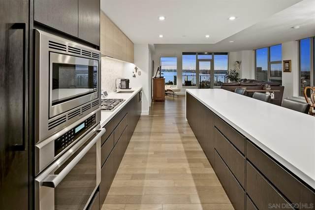 1388 Kettner Blvd #1002, San Diego, CA 92101 (#210003409) :: Carrie Filla & Associates
