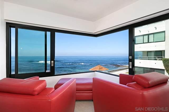 100 Coast Blvd #209, La Jolla, CA 92037 (#210003437) :: Carrie Filla & Associates