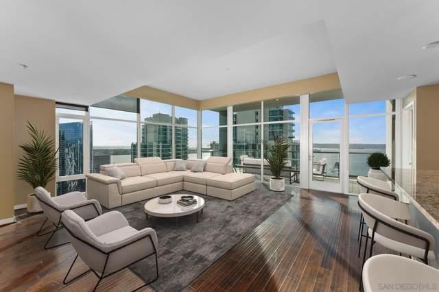 1262 Kettner Blvd. #3202, San Diego, CA 92101 (#210003492) :: San Diego Area Homes for Sale