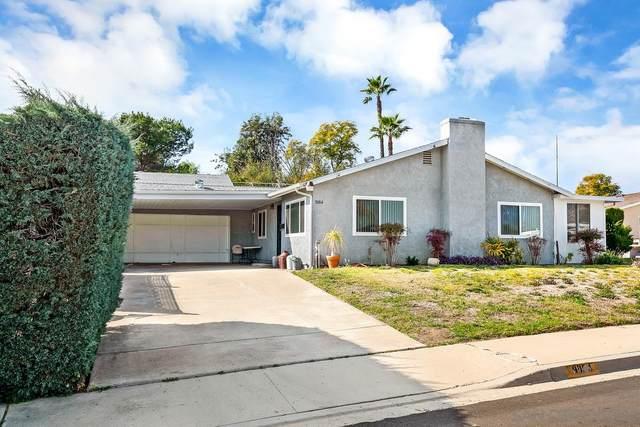 9084 Kay Jay Lane, Lakeside, CA 92040 (#210003667) :: Neuman & Neuman Real Estate Inc.