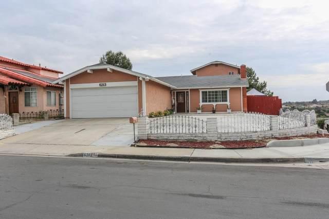 6213 Varney Drive, San Diego, CA 92114 (#210003728) :: Neuman & Neuman Real Estate Inc.