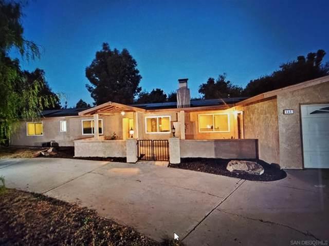 145 Hope St, Ramona, CA 92065 (#210003786) :: Neuman & Neuman Real Estate Inc.