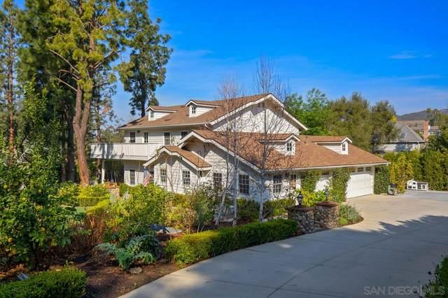 3412 Buena Creek Road, Vista, CA 92084 (#210003789) :: Neuman & Neuman Real Estate Inc.