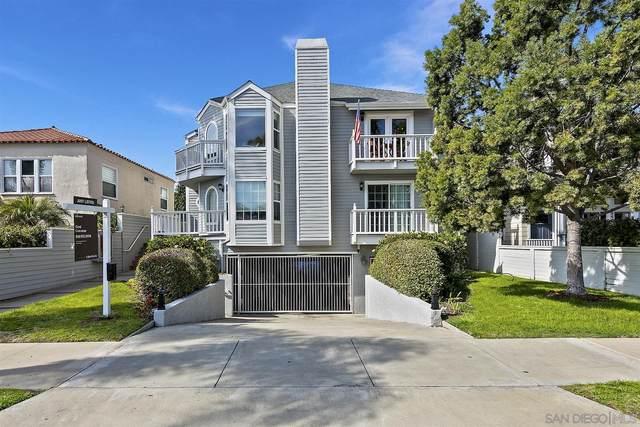 850 C Ave #2, Coronado, CA 92118 (#210003828) :: Neuman & Neuman Real Estate Inc.