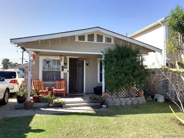 3736-38 46th St, San Diego, CA 92105 (#210003859) :: Neuman & Neuman Real Estate Inc.