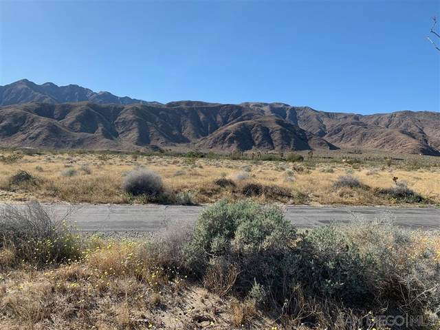 Indian Head Ranch Rd Lot 59 #59, Borrego Springs, CA 92004 (#210003945) :: COMPASS