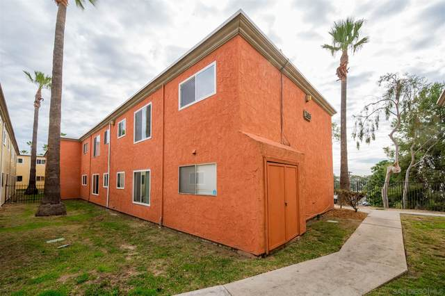 1615 Pentecost Way #2, San Diego, CA 92105 (#210004001) :: Wannebo Real Estate Group