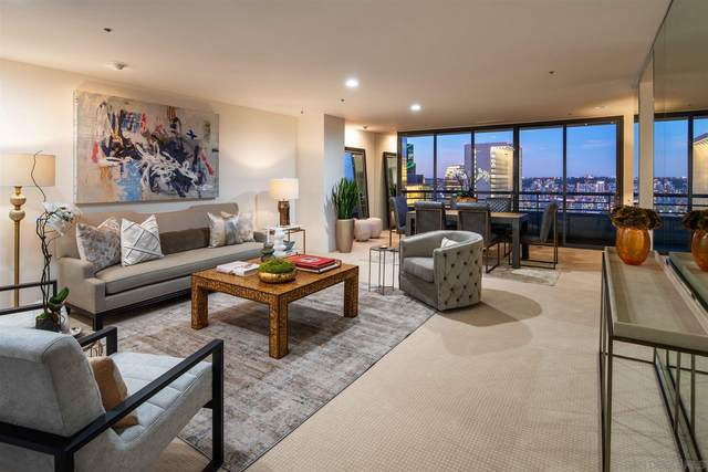 700 Front Street #2305, San Diego, CA 92101 (#210004026) :: PURE Real Estate Group