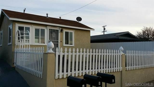 1425 Dubuque St., Oceanside, CA 92058 (#210004034) :: Cay, Carly & Patrick | Keller Williams